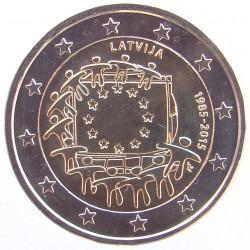2 EUROS COMMEMORATIF 2015 - LETTONIE