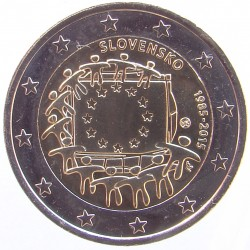 2 EUROS COMMEMORATIF 2015 - SLOVAQUIE