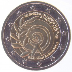 2 EUROS COMMEMORATIF 2015 - GRECE