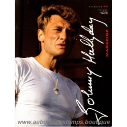 MAGAZINE JOHNNY HALLYDAY N° 14