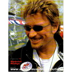 MAGAZINE JOHNNY HALLYDAY N° 11