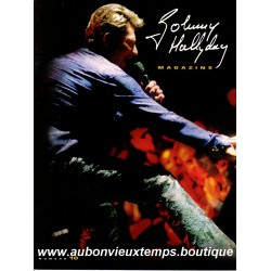 MAGAZINE JOHNNY HALLYDAY N° 10
