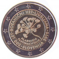 2 EUROS COMMEMORATIF 2010 - SLOVENIE
