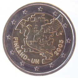 2 EUROS COMMEMORATIF 2005 - FINLANDE