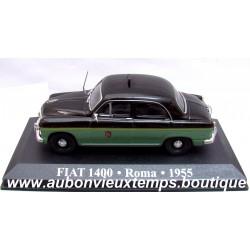 IXO FIAT 1400 TAXI ROMA 1955 1/43
