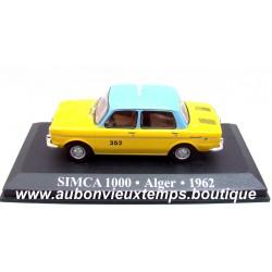 IXO SIMCA 1000 TAXI ALGER 1962 1/43