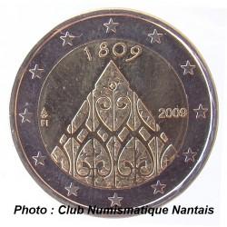 2 EUROS COMMEMORATIF 2009 - FINLANDE