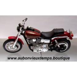 MOTO HARLEY DAVIDSON  FXD DYNA SUPER GLIDE  2000  MAISTO 1/18