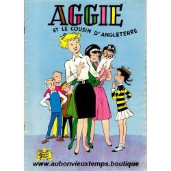 AGGIE ET LE COUSIN D'ANGLETERRE N° 19