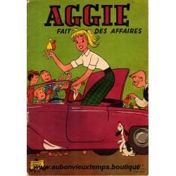 AGGIE FAIT SES AFFAIRES  N° 16