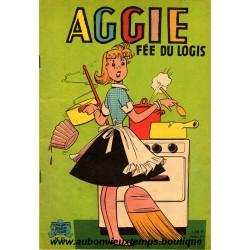 AGGIE FEE DU LOGIS  N° 15