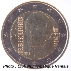 2 EUROS COMMEMORATIF 2012 - FINLANDE