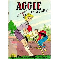AGGIE ET SES AMIS  N° 12