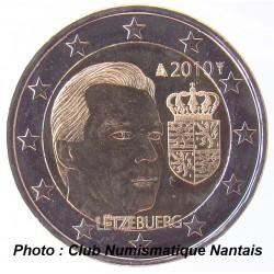 2 EUROS COMMEMORATIF 2010 - LUXEMBOURG