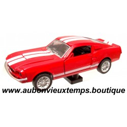 FORD MUSTANG SHELBY 1967   1/43