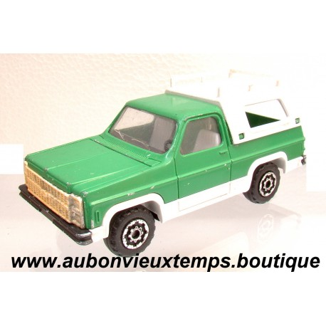 MAJORETTE CHEVROLET BLAZER 4X4 PICK-UP  1/36