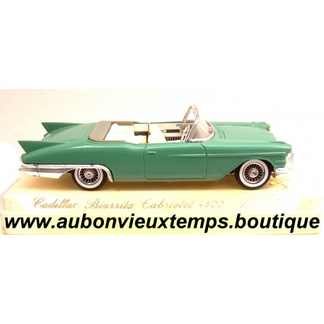 SOLIDO CADILLAC BIARRITZ CABRIOLET 4500 AGE D'OR  1/43