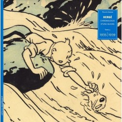 HERGE - CHRONOLOGIE D'UNE OEUVRE - EO TOME 3 - ( 1935-1939 ) 2002