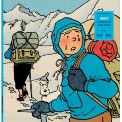 HERGE - CHRONOLOGIE D'UNE OEUVRE - EO TOME 7 - ( 1958-1983 ) 2011