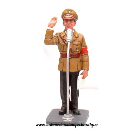 KING & COUNTRY - OFFICIER ALLEMAND 39/45 - JOSEPH GOEBBELS