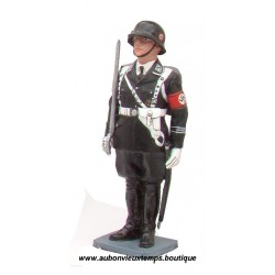 KING & COUNTRY - OFFICIER ALLEMAND SS  AT ATTENTION 39/45