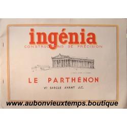 LE PARTHENON - INGENIA - CONSTRUCTION DE PRECISION