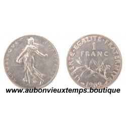 1 FRANC 1902  SEMEUSE  ARGENT