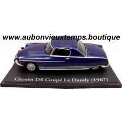 NOREV 1/43 CITROEN DS COUPE LE DANDY 1967