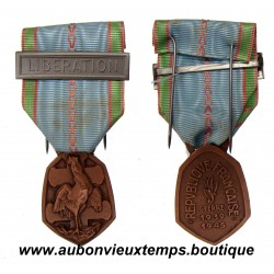 MEDAILLE GUERRE 1939 1945 LIBERATION
