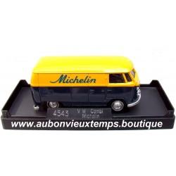 SOLIDO 1/43 VOLKSWAGEN VW COMBI MICHELIN 4543