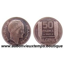 ESSAI 50 FRANCS  1949  ALGERIE
