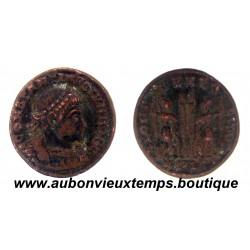 CENTENIONALIS ou NUMMUS CONSTANTINUS II  317 - 337 Ap J.C.  LYON