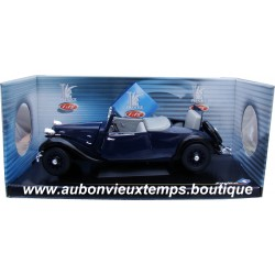 SOLIDO PRESTIGE 1/18  CITROEN TRACTION 11 CABRIOLET  1938  REF : 8178