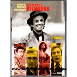 DVD JEAN PAUL BELMONDO - L'ANIMAL