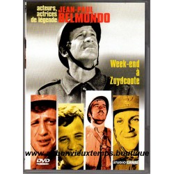 DVD JEAN PAUL BELMONDO - UN WEEK-END A ZUYCOOTE