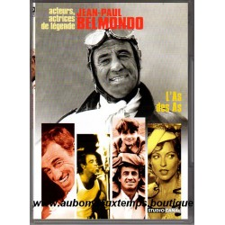 DVD JEAN PAUL BELMONDO - L'AS DES AS