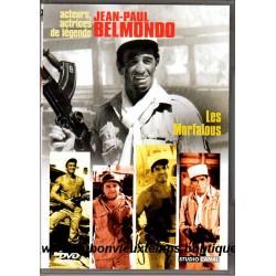 DVD  JEAN PAUL BELMONDO - LES MORFALOUS