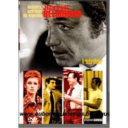 DVD  JEAN PAUL BELMONDO - L'HERITIER