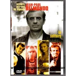 DVD  JEAN PAUL BELMONDO - LE SOLITAIRE