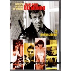 DVD  JEAN PAUL BELMONDO - LE PROFESSIONNEL