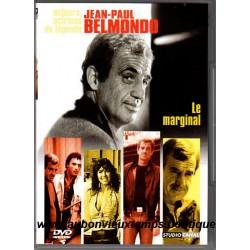 DVD  JEAN PAUL BELMONDO - LE MARGINAL
