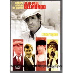 DVD JEAN PAUL BELMONDO - L'INCORRIGIBLE