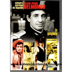 DVD  JEAN PAUL BELMONDO - LE GUIGNOLO