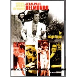 DVD  JEAN PAUL BELMONDO - LE MAGNIFIQUE