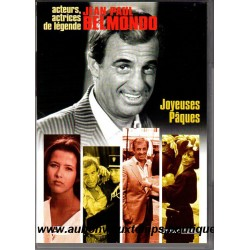 DVD  JEAN PAUL BELMONDO - JOYEUSES PAQUES