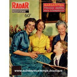 MAGAZINE RADAR N° 474