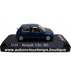 SOLIDO  1/43  RENAULT CLIO WILLIAMS  REF : 1531
