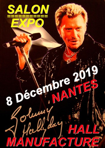 SALON JOHNNY HALLYDAY